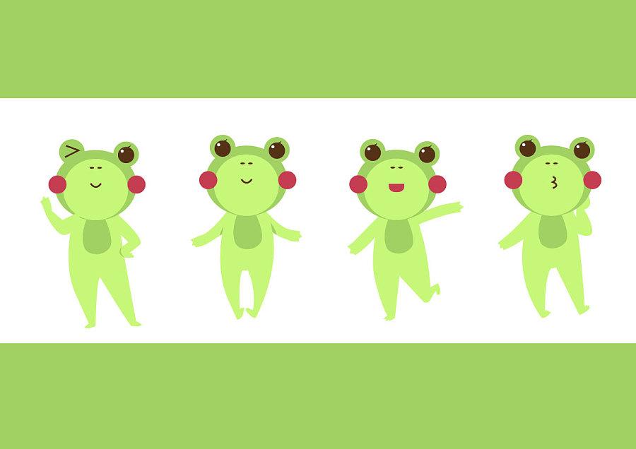 我的小动物!|图形/图案|平面|椿小蕾 - 原创设计作品图片