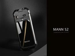MANN S2 三防手机拍摄(金色款)