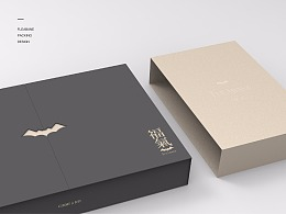 糕点礼盒包装设计