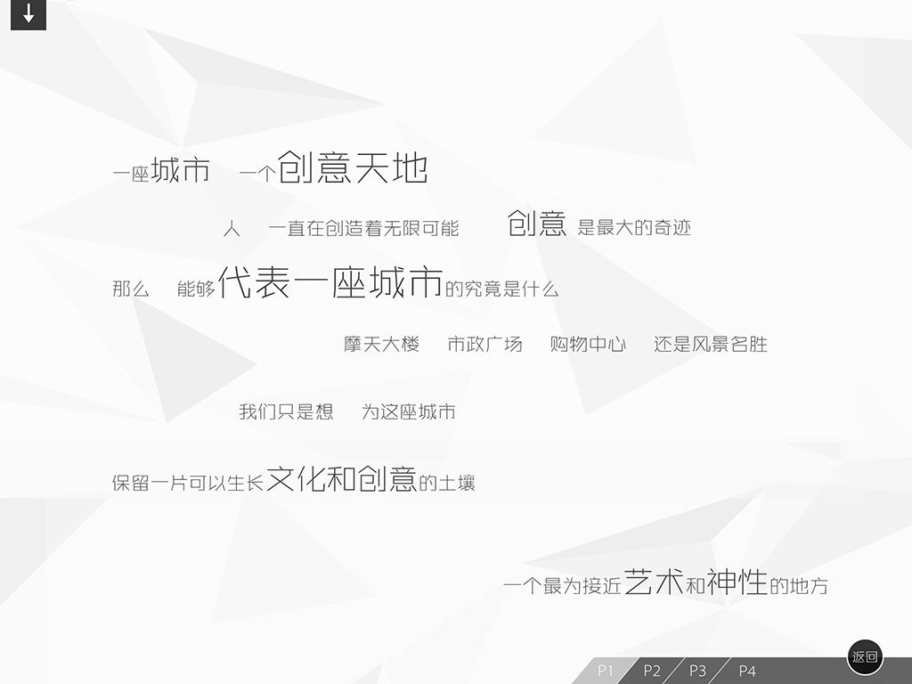 ipad售楼宝系统app-武汉创意天地图片