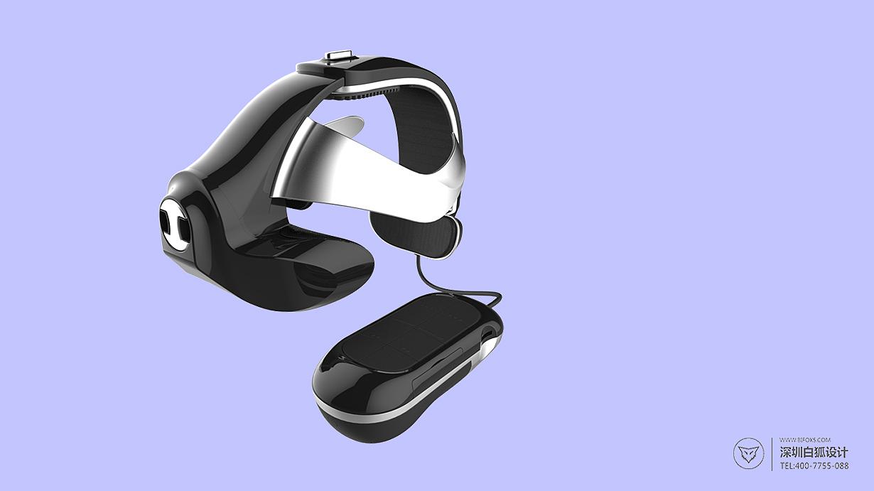 新科技vr眼镜设计图片
