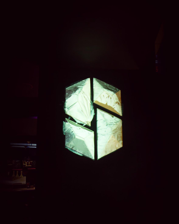 室内创意投影3d mapping -someone culb图片