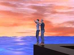 泰坦尼克号--动画练习