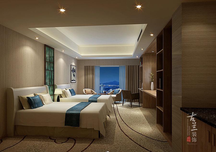 山东酒店设计公司 山东酒店装修公司