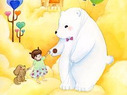 我的大白熊 (已商用)