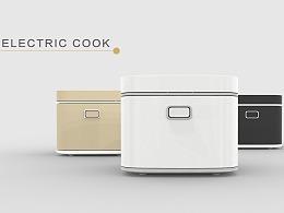 家用电饭煲设计