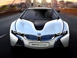 BMW Rhino建模 Keyshot渲染 Photoshop后期教程