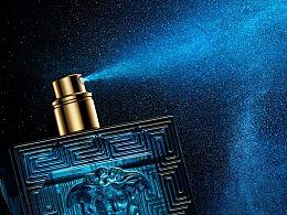 virsace香水广告拍摄