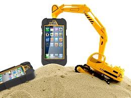 RESOLUTE - JCB iPhone Case Design