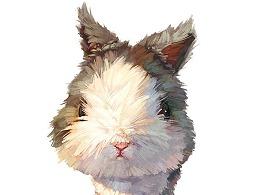 【萌宠by雪娃娃】猫猫兔蹦蹦