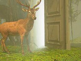 欲望之门小鹿