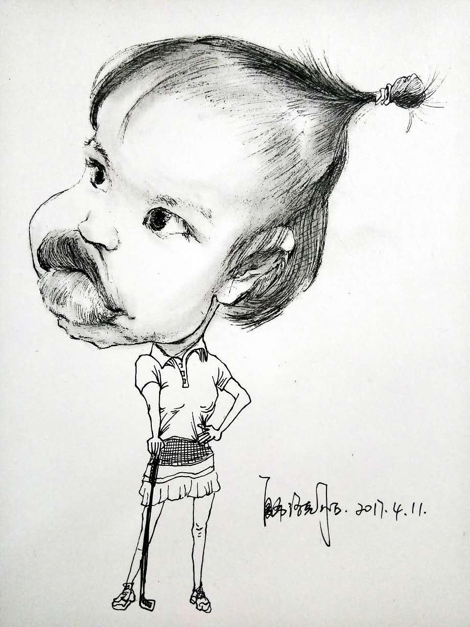 《小石的手绘表情包》