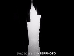 黑白照片的质感,负形图像的幻想!