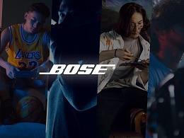 《MUSIC IS MY》BOSE品牌广告
