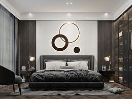卧室灯光测试