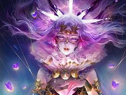 月之诗女神-媞雅娜