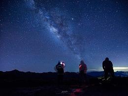 銀河初體驗
