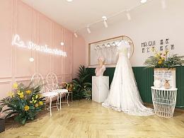 青岛桂公子(MR GUI)婚纱摄影店面设计