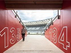 米内罗体育场导视系统设计