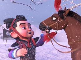 北国冬日|秦风动画