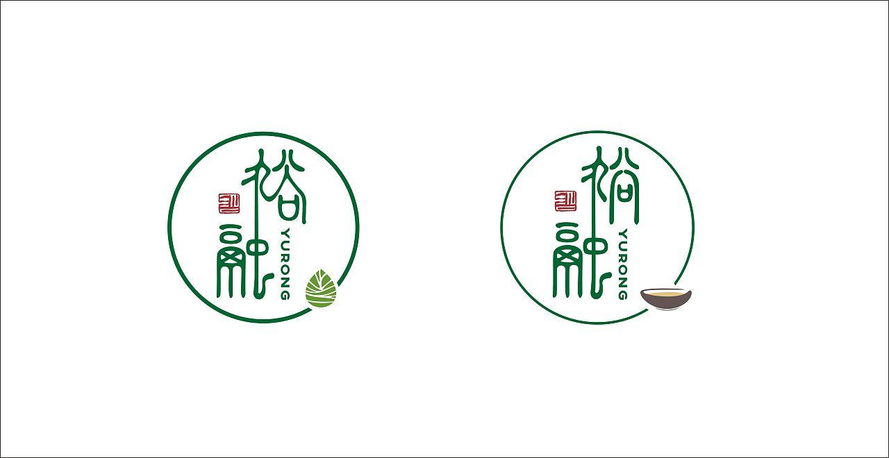 一家中国风的茶叶店的logo设计图片