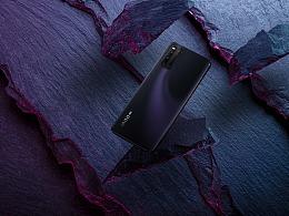 iQOO3 5G系列美图 驭影黑配色