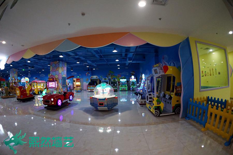 威海熙然墙艺大型机械室内游乐园荆门卡卡童乐武汉外企儿童v机械图片