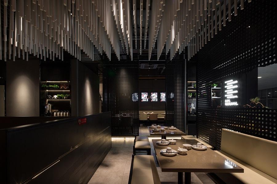 正餐店 · 餐饮空间设计_泰爷门 广州店