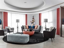 大平层公寓如何设计出满满仪式感和时尚感