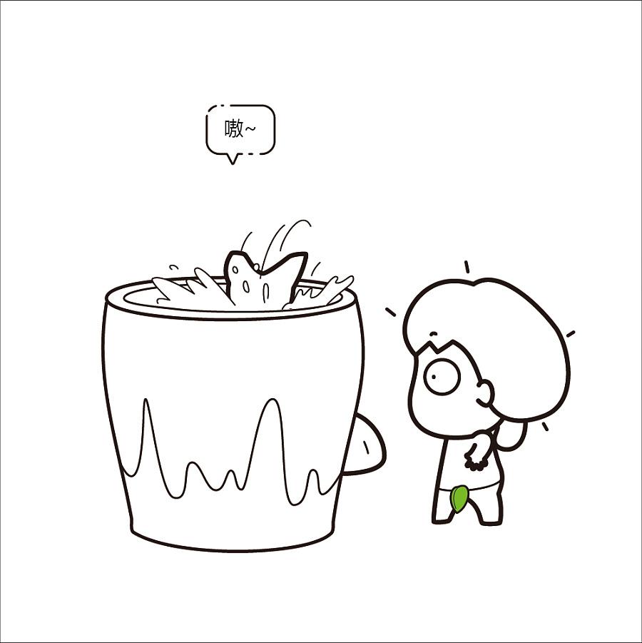 四格漫画 帮忙+买碗+砸缸 短篇/六格苍穹 漫画屏动漫弹破斗无漫画图片