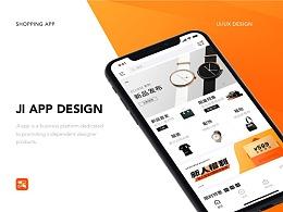 JI App Design