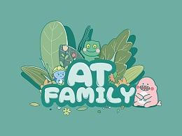 ATfamily形象介绍
