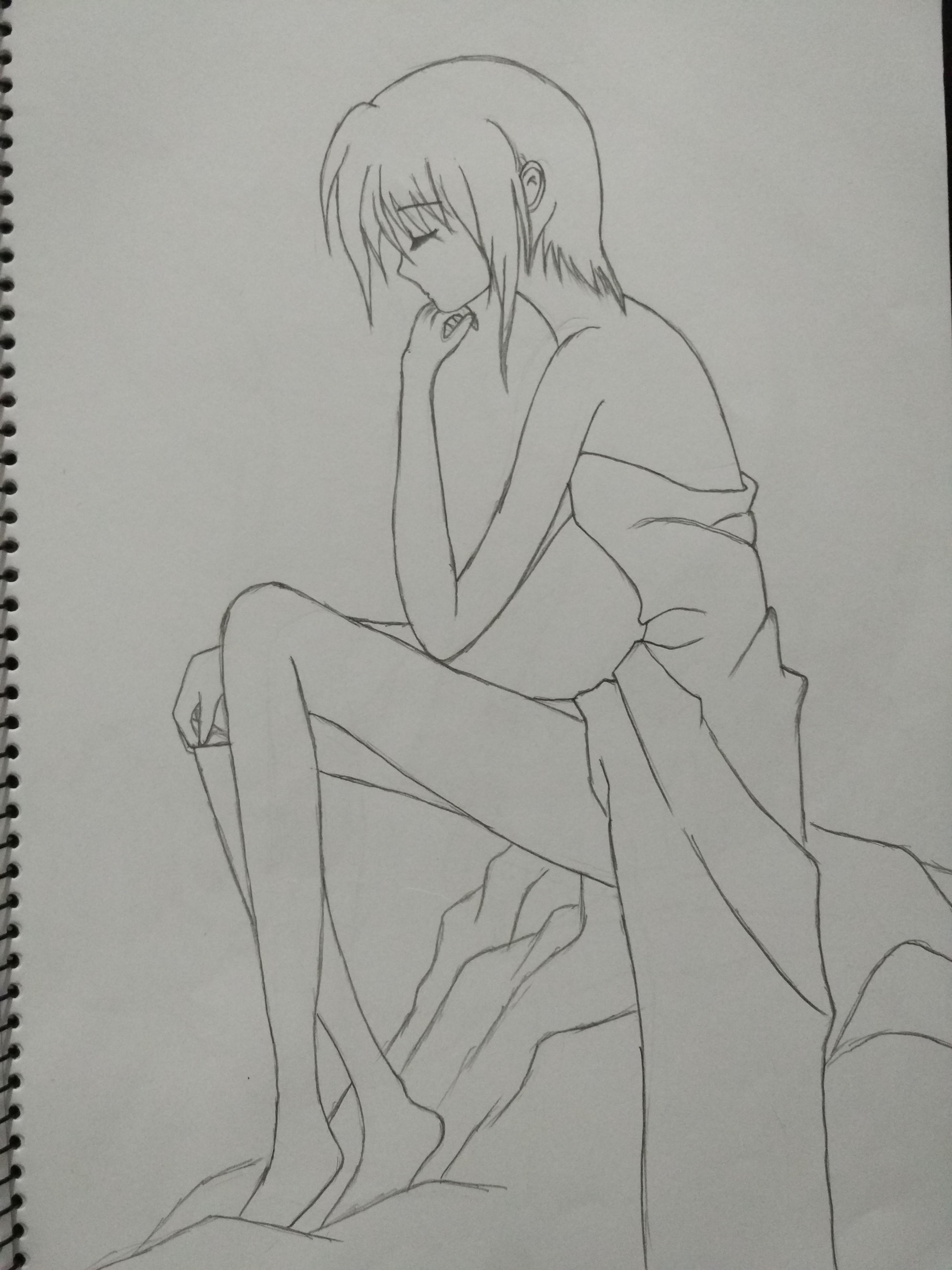 一些铅笔手绘练习