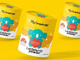 儿童食品包装设计的图形造型
