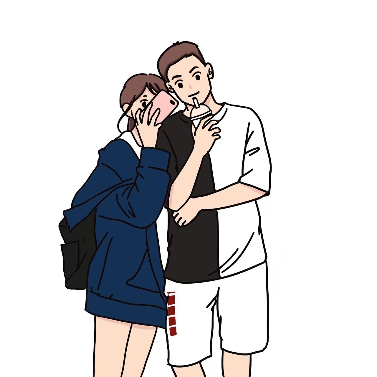 卡通豆豆 孩子 漫画动漫 熊漫画原创馆YJ-手绘什么合志肖像是图片