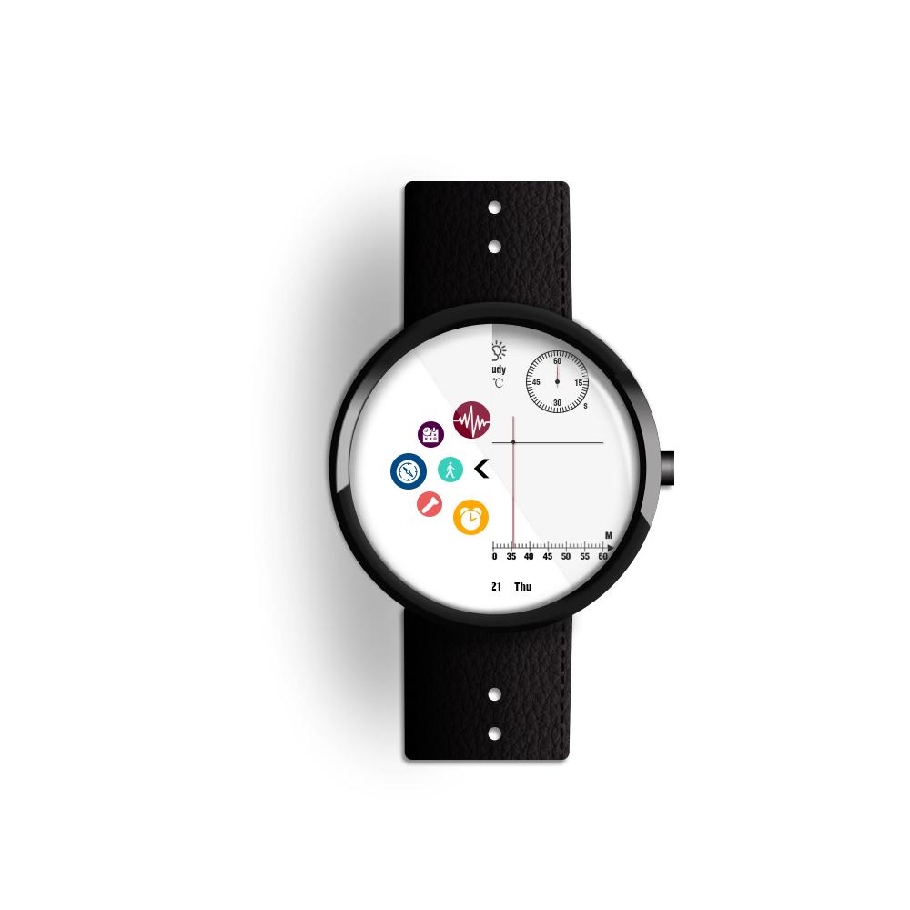 ck手表如何调时间_罗菲克智能手表怎么调时间