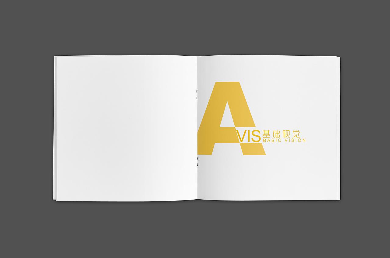 墙体vi品牌v墙体|学校|手册|ZSY_04-原创作品-2018cad平面快速绘制如何图片