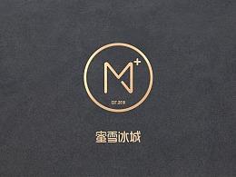 蜜雪冰城高端店 M+ 茶饮品牌视觉形象设计