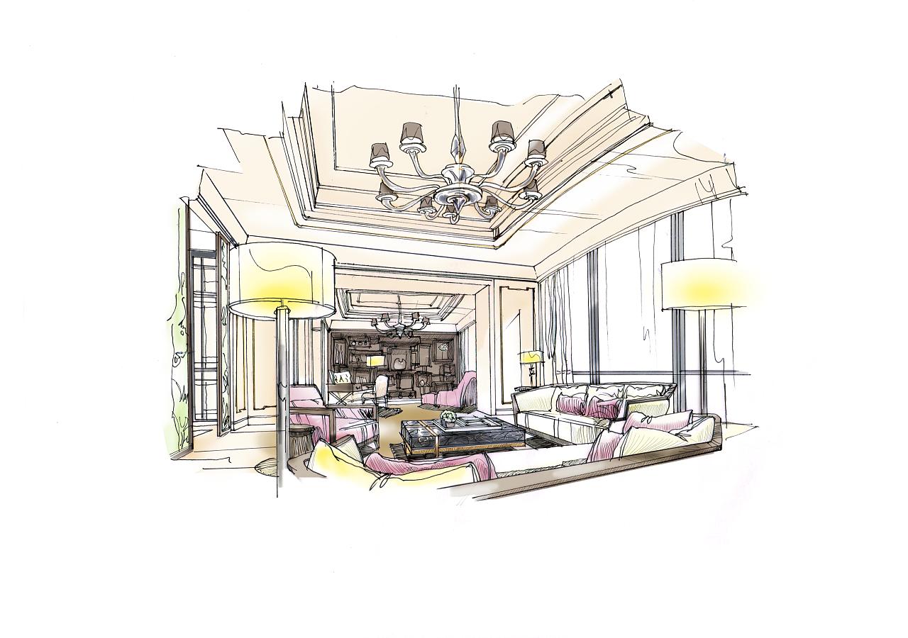 室内效果图|空间|室内设计|liaobiao - 原创作品