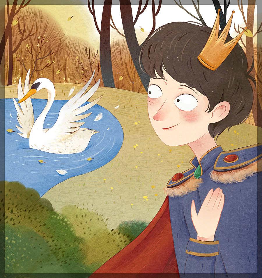 童话故事封面一套