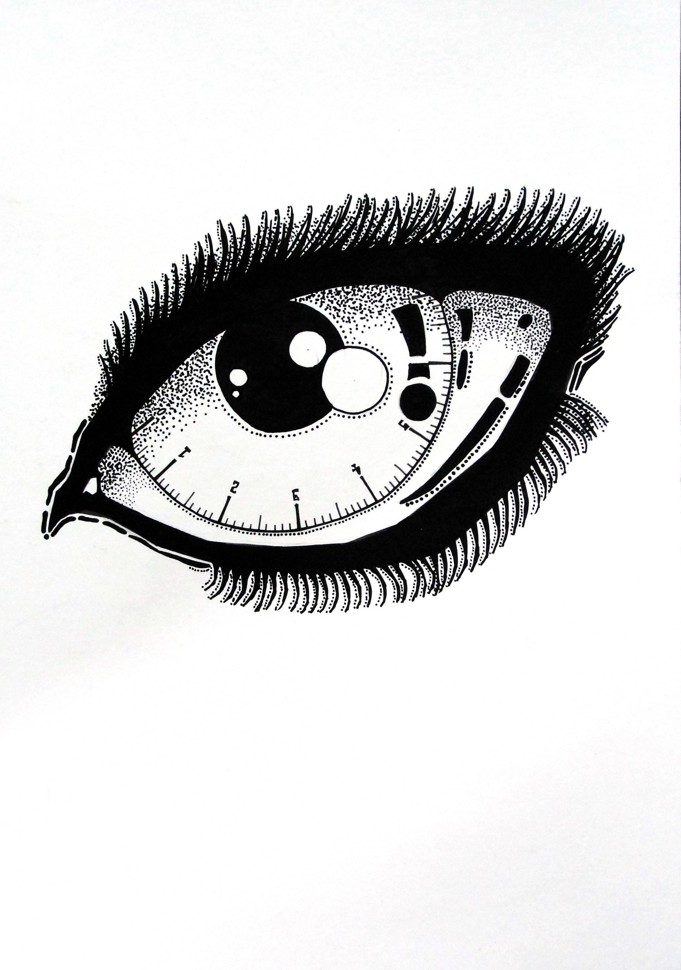图形创意—手绘