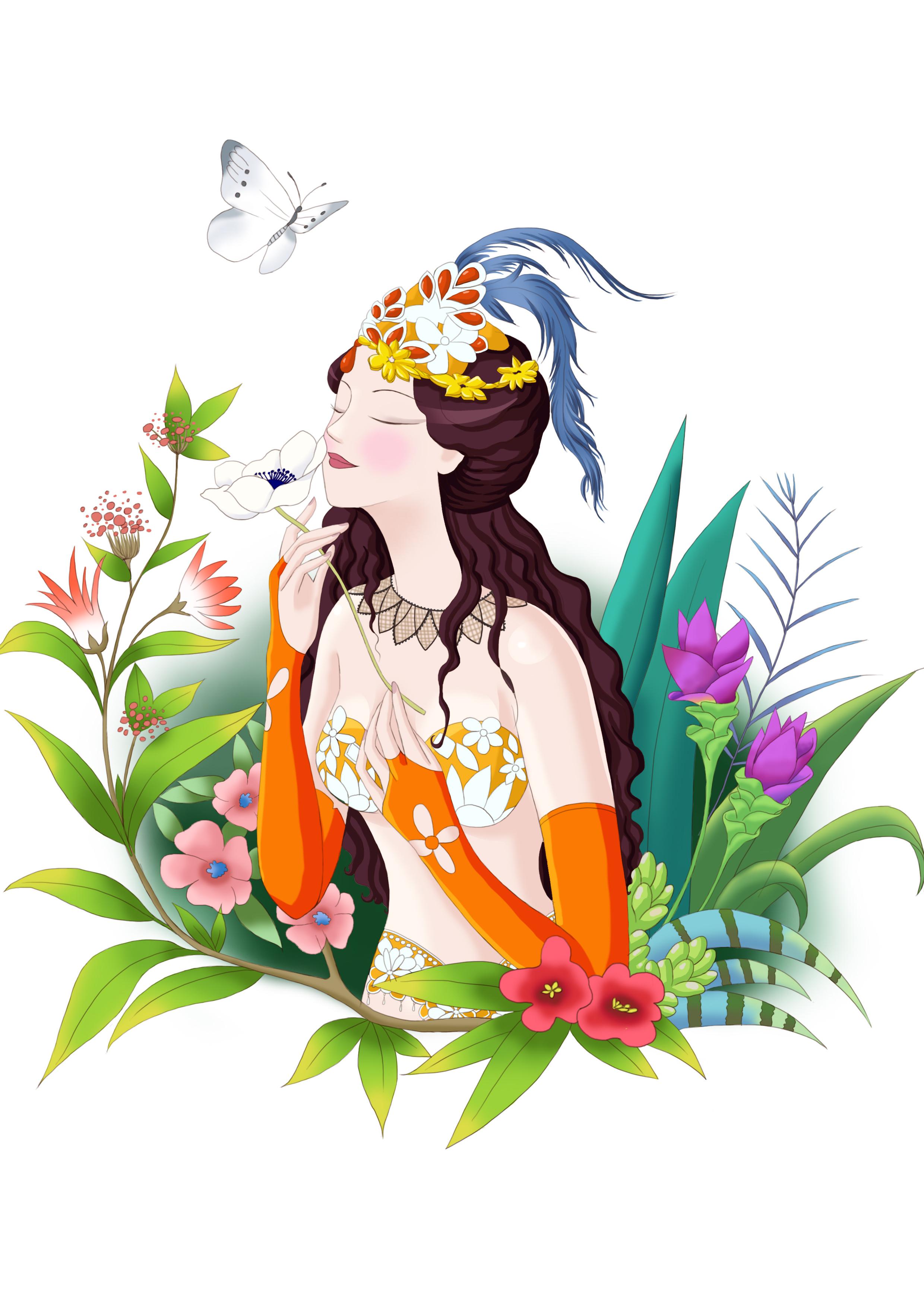 森巴幸福岛logo