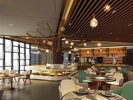 金磐酒店餐厅设计