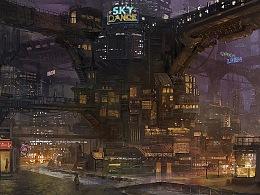 赛博都市2040