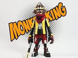 "Monkey king 8"" 2D ver."
