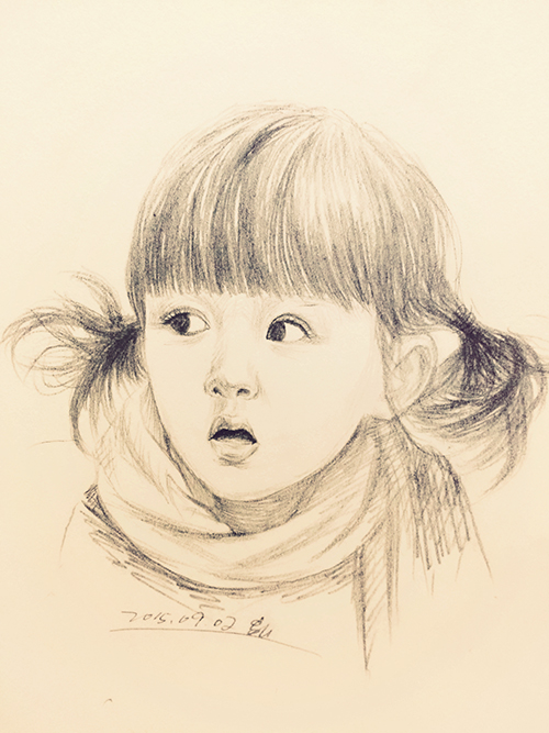 20150902铅笔手绘