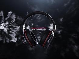 EKSA E900游戏耳机视频广告