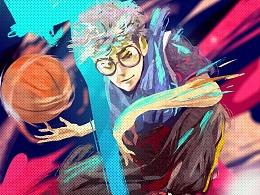篮球还我,我要回家【速涂0410】
