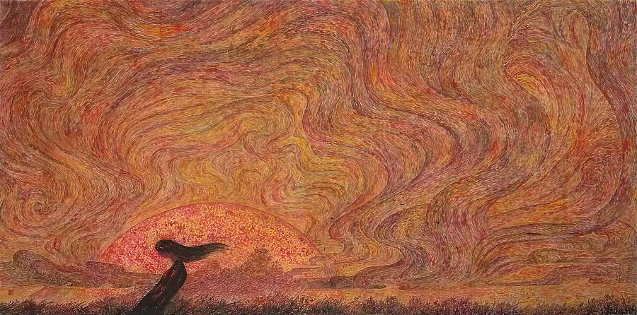 查看《《野莽》系列七幅》原图,原图尺寸:3131x1553