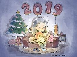 【群内主题活动】你好2019!